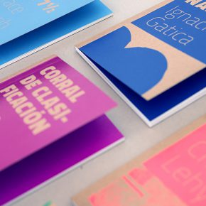 Colección Catálogos Die Ecke 2014-2016