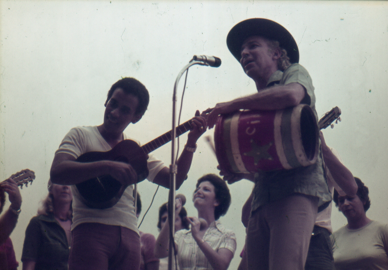 Convenezuela en Barinas c.1976. Cortesía: ArchivOlares/ABRA