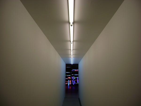 Iñaki Bonillas (1981), Corredor de luz, 2004. Todas las fotos son de Alejandro Gómez Escorcia
