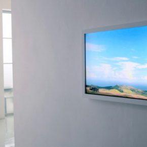 Gianfranco Foschino, A new landscape #7, HDV, 11 min. Silent Loop. 2013. Cortesía: Galería Leyendecker
