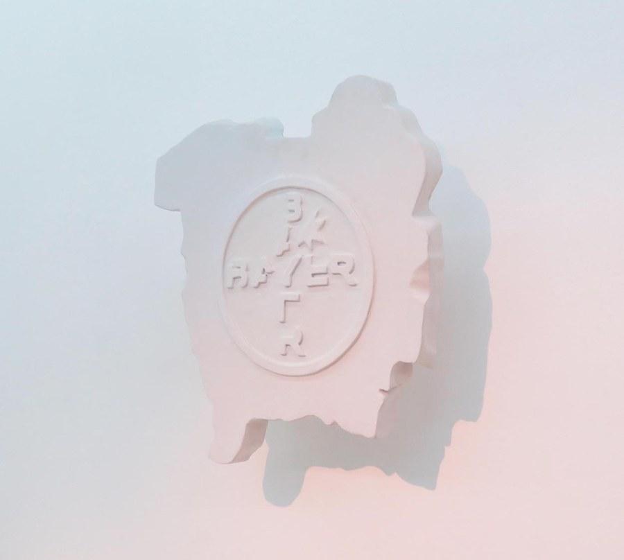 Obra de Ignacio Gatica en Die Ecke, Santiago de Chile. Sección Solo Projects, PArC, Lima, 2018. Cortesía de la galería y PArC