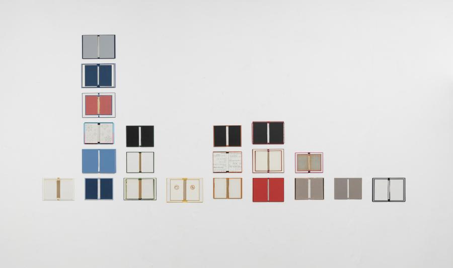Obra de Marilá Dardot en Vermelho, Sao Paulo. Sección Principal, PArC, Lima, 2018. Cortesía de la galería y PArC