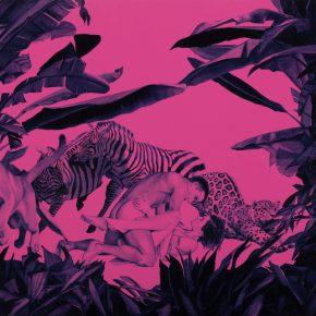 José Pedro Godoy, S/T, de la serie Pedro y Z, 2018, óleo sobre tela, 49 x 69 cm. Cortesía del artista y La Fresh Gallery