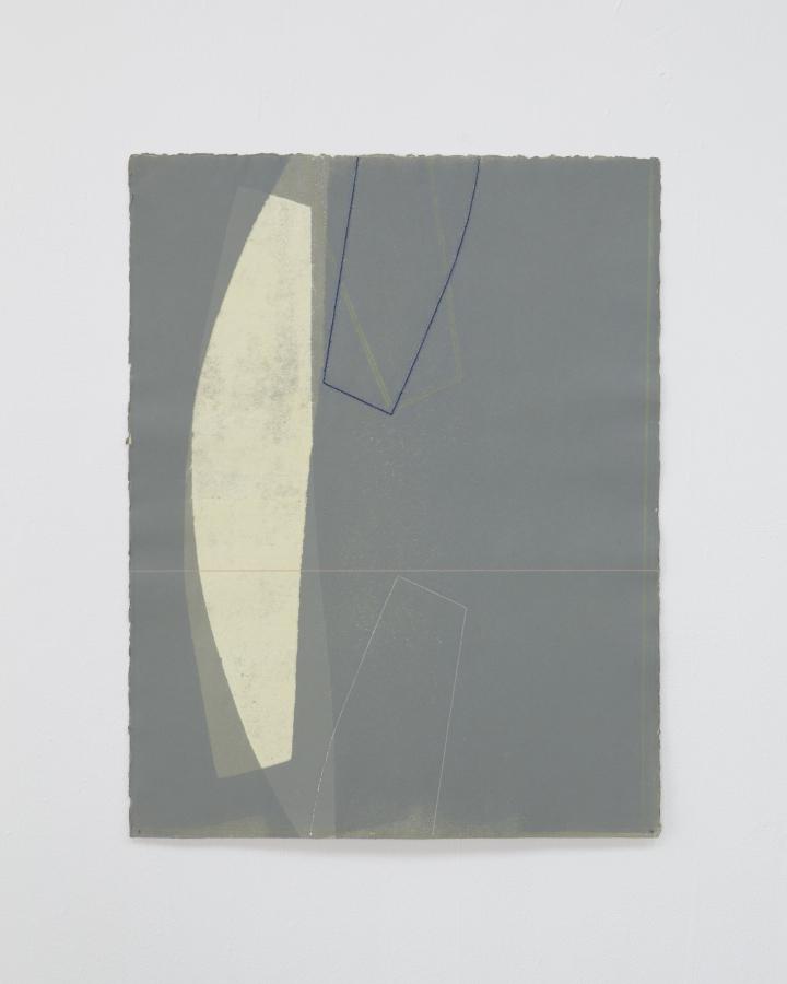 Obra de Leonardo Nieves en Abra Caracas. Sección NEXT, PArC, Lima, 2018. Cortesía de la galería y PArC