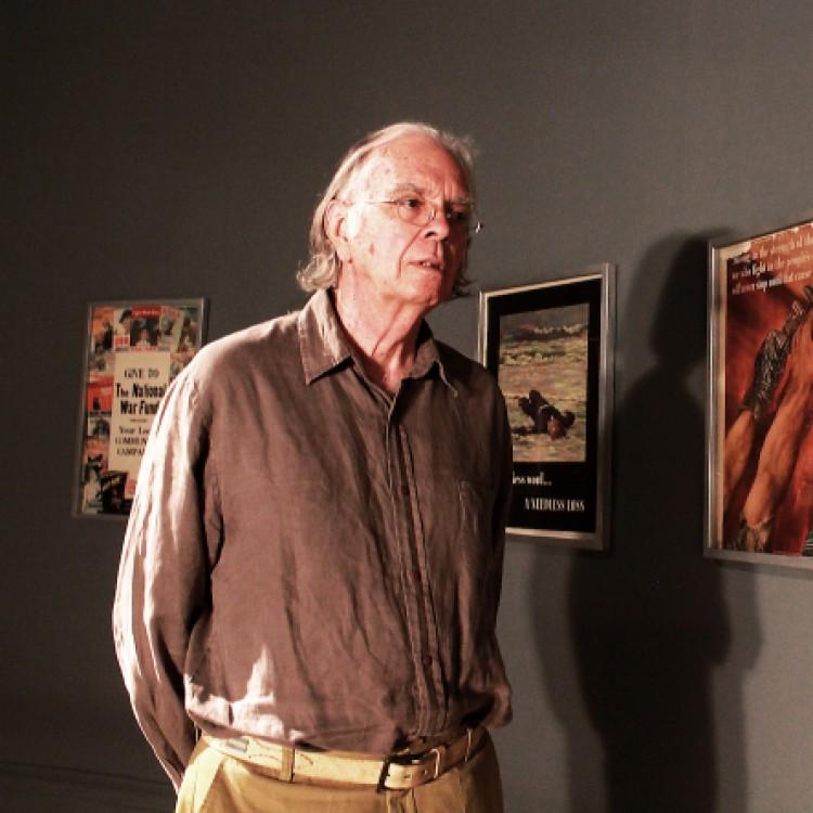 Edward Shaw, crítico, curador y coleccionista estadounidense