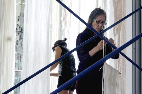 CONVERSACIÓN CON CECILIA VICUÑA: EL ARCHIVO FUTURO DE ARTISTS FOR DEMOCRACY