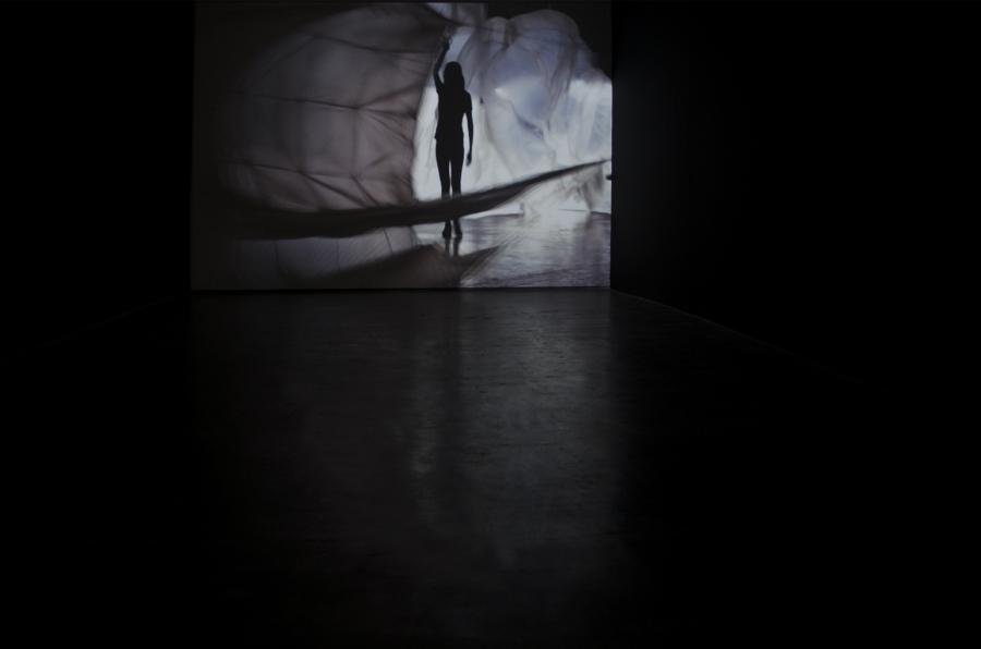 """Vista de la exposición """"Miguel Braceli 1:1"""", en Espacio Monitor, Caracas, 2018. Foto cortesía del artista"""