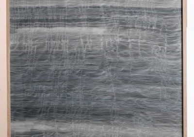 Amelia Campino, Sin titulo, 2018, dibujo,140 x 100 cm. Cortesía de la artista