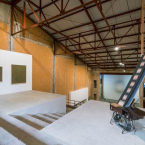 Vista de la exposición Diamante en bruto, en Arte Continua, La Habana. Foto: Nestor Kim. Cortesía: Galleria Continua, San Gimignano / Beijing / Les Moulins / Habana