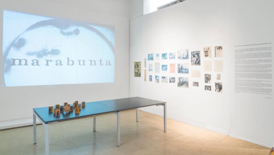 Vista de la exposición de Narcisa Hirsch en Henrique Faria Buenos Aires, 2018. Imagen cortesía de la galería