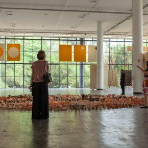 Vista parcial de la obra de Antonio Ballester Moreno dentro de su proyecto