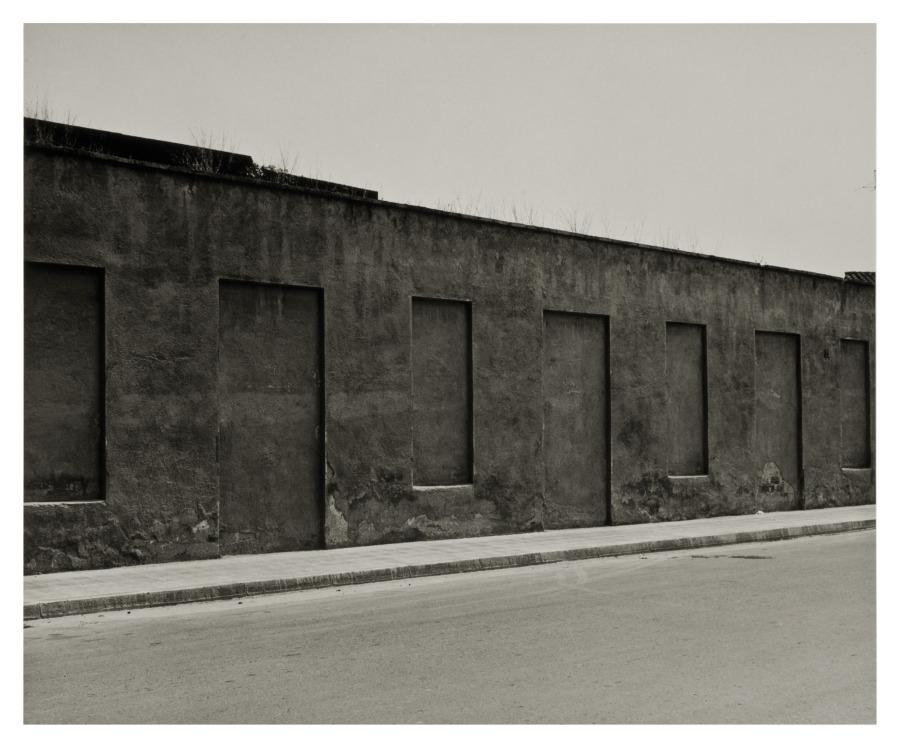 Humberto Rivas, S.T, 1979, fotografía a las sales de plata, 26 × 31 cm. Archivo Humberto Rivas, Barcelona © Asociación Archivo Humberto Rivas