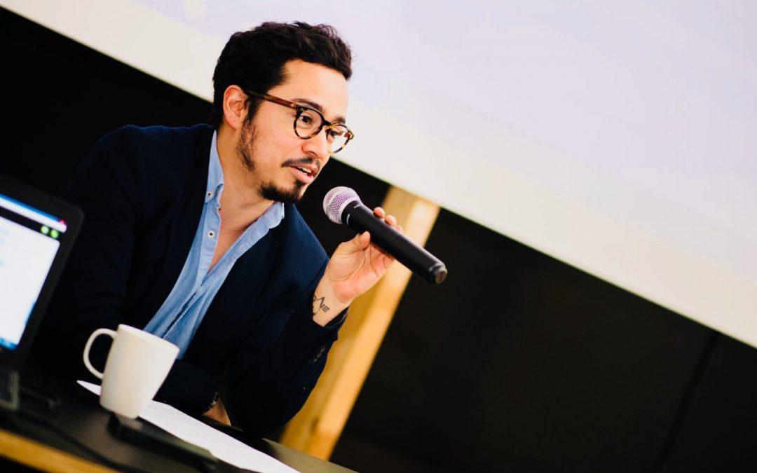 """PABLO JOSÉ RAMÍREZ: """"EL LENGUAJE SIEMPRE HA ESTADO INSCRITO EN UN SISTEMA DE JERARQUÍAS COLONIALES"""""""