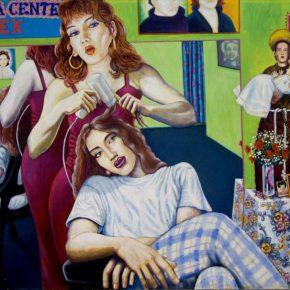 Christian Bendayán. Estética Center,1998. Parte de la muestra Amazonías, que tendrá lugar en Matadero Madrid