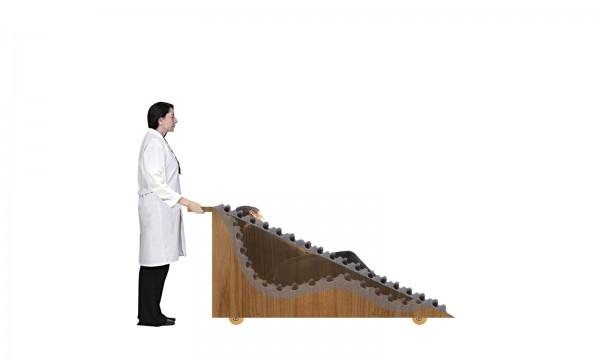 Prototipo de silla para trabajos de larga duración, MAI.®OMA