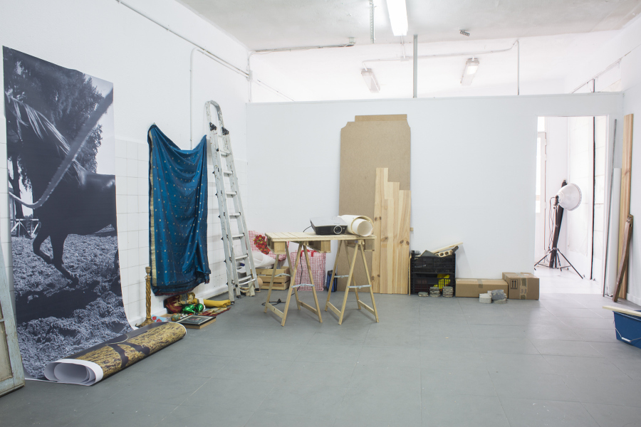 Studio 35.000 Jóvenes, Matilde Hernández, 36 - 3º Izq., Madrid. Cortesía: Open Studio