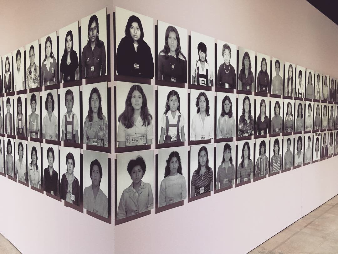 """Vista de la muestra """"Poder"""" de Yoshua Okón en la Galería de Artes Visuales de Matucana 100 en Santiago de Chile. Foto: Nicolás de Sarmiento, para Artishock."""