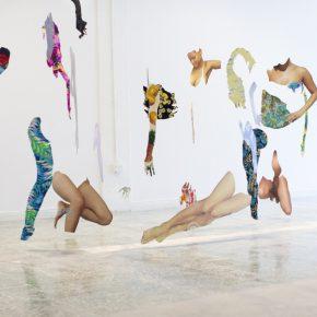 Joiri Minaya. Vista de la exposición