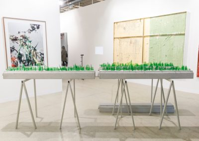 """Galería Elba Benítez (España), en la sección """"Galleries"""" de Art Basel 2019. Foto cortesía de Art Basel"""