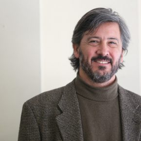 Pablo Rojas Durán, jefe del departamento de Educación del Ministerio de las Culturas, las Artes y el Patrimonio