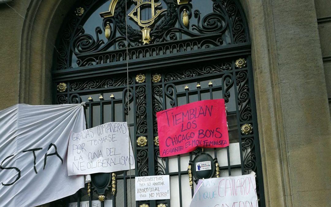 TIEMPOS INCOMPLETOS. CHILE, PRIMER LABORATORIO NEOLIBERAL