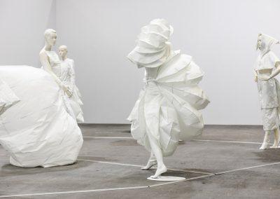 """Alicia Framis en la sección """"Unlimited"""". Representada por Juana de Aizpuru (España). Foto cortesía de Art Basel"""