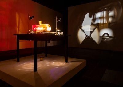 """Francisco Tropa en la sección """"Unlimited"""". Representado por Galerie Jocelyn Wolff y Gregor Podnar. Foto cortesía de Art Basel"""