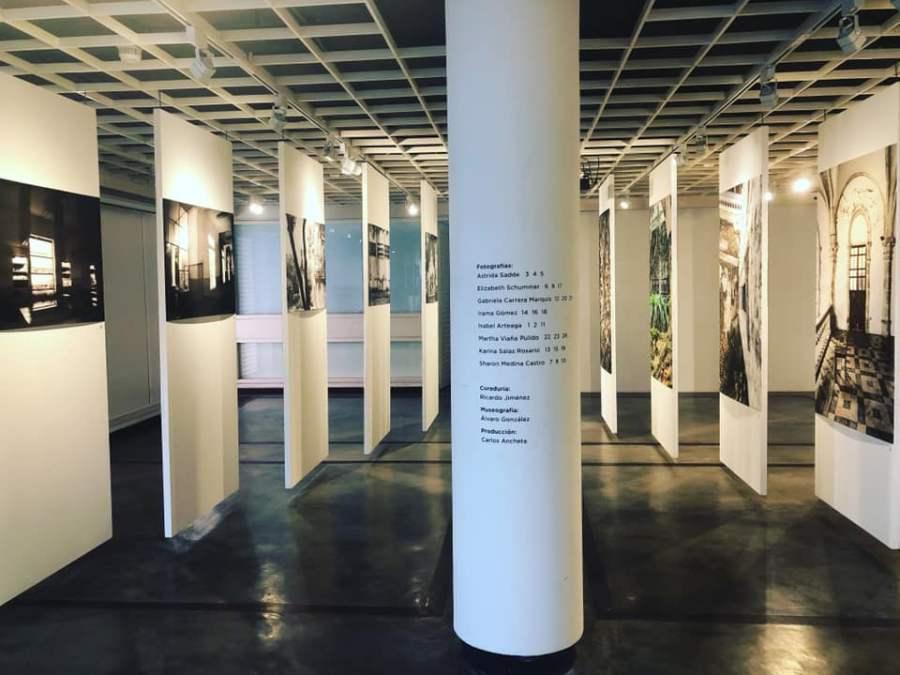 Exposición Leer la mirada, en Cultura Tresy3. Caracas, julio 2019