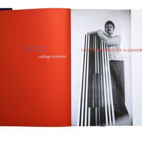 Portadilla de Los Coloritmos de Alejandro Otero. Catálogo razonado. Foto: Rafael Santana