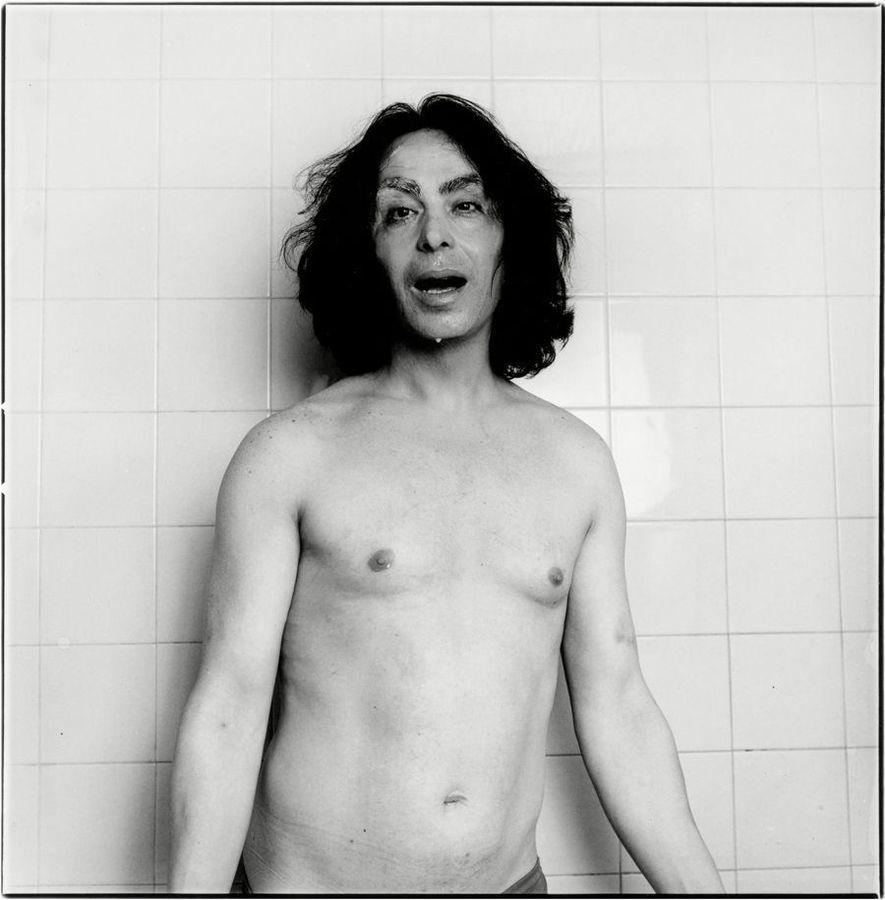 Humberto Rivas, Violeta la Burra, 1978. Cortesía: Espaivisor, Valencia