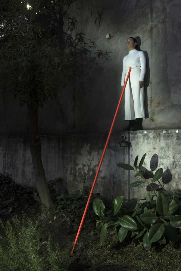 "Josefina Bardi, ""Ángulo agudo"", 2019. Foto: Jorge Brantmayer"