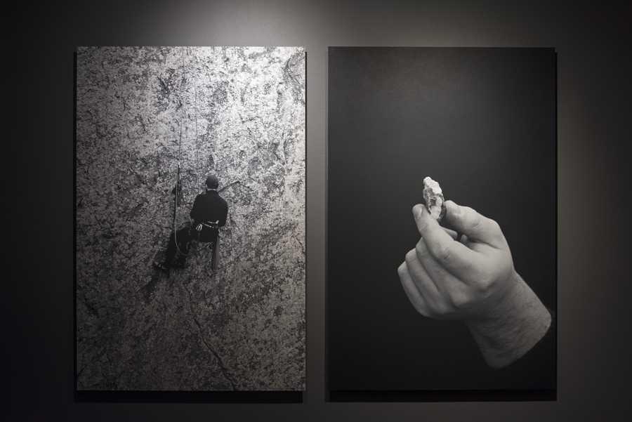 "Pedro Ortiz Arcos, ""Escala"", 2019. Foto: Jorge Brantmayer"