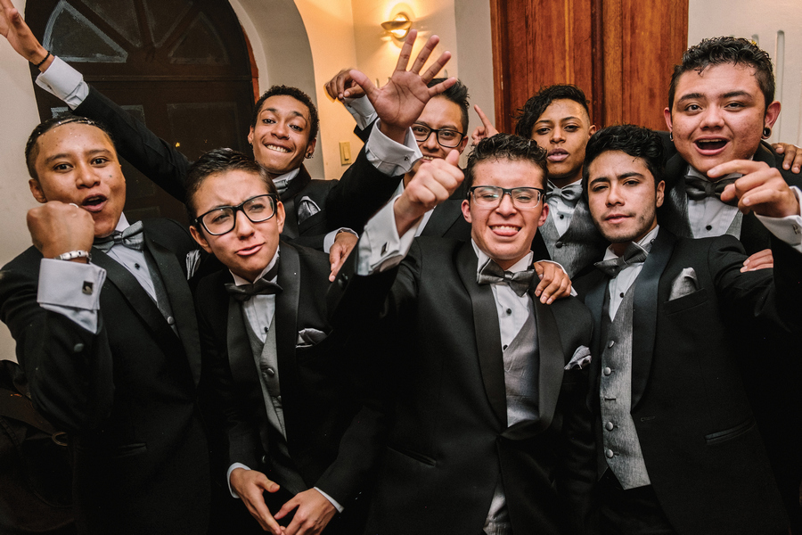 Fraternidad Trans Masculina - FTM Ecuador. Cuerpos Distintos, Derechos Iguales, Proyecto Trvnsgen3ro, registro fotográfico, Quito - Ecuador, 2006 – 2019. Cortesía: CAC Quito