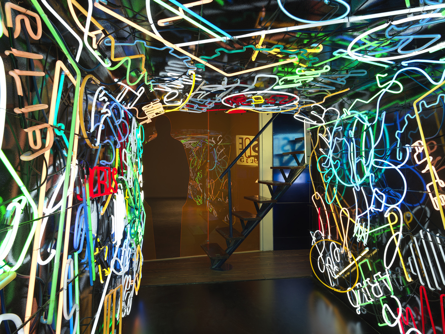 """Marta Minujín: Menesunda Reloaded"", en The New Museum, Nueva York, 2019. Foto: Dario Lasagni"