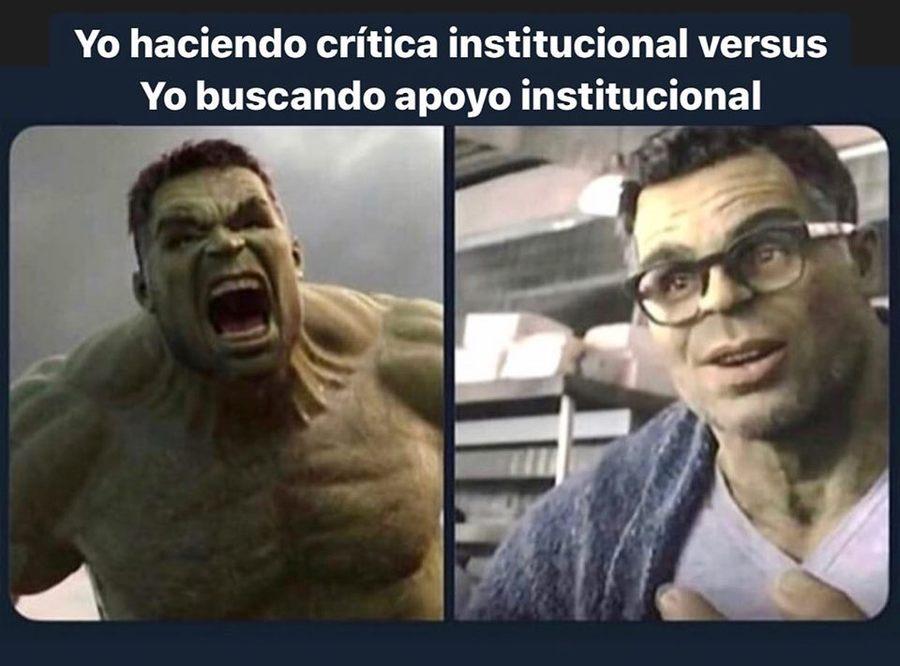 Meme cortesía de Esfera Pública