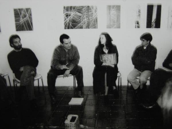 Conversaciones en Tándem. Imagen de archivo. Cortesía: Esfera Pública.