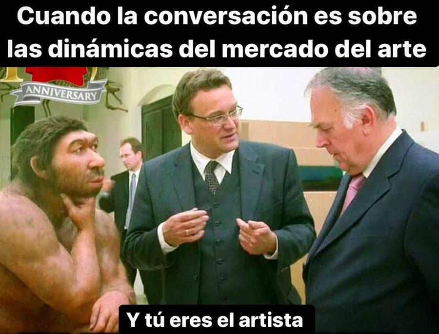 Meme cortesía de Esfera Pública / vía @makeitalianartegreat