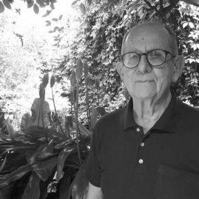 Eduardo Vilches, Premio Nacional de Artes Plásticas de Chile, 2019. Cortesía: Diario Universidad de Chile