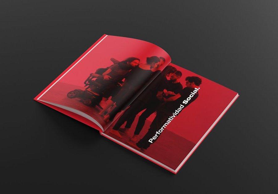 """El catálogo """"Performatividad Social"""" será lanzado en Espacio Proyecto Libertad, Mérida, Venezuela, este 19 de octubre. Cortesía: Portaespacios"""