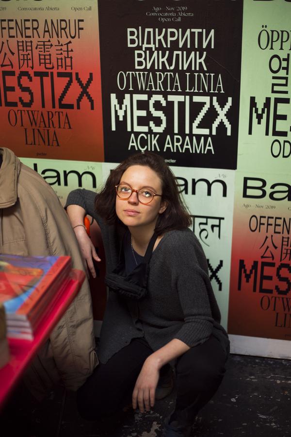 Bettina Pavetti, productora de Migra. Foto: comomegustalanoche