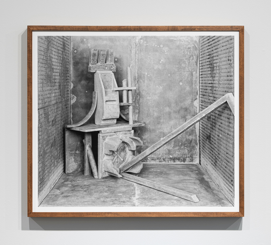 Rodrigo Valenzuela, Stature No. 9, 2019, archival pigment print mounted on Sintra, 28 x 32 inches (unframed), edition of 1 plus 1 AP Courtesy: Upfor