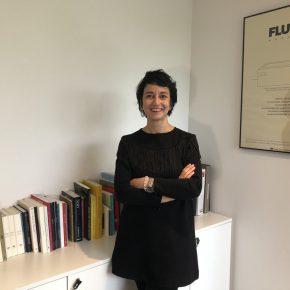 Nieves Acedo, directora del Master in Curatorial Studies del Museo Universidad de Navarra