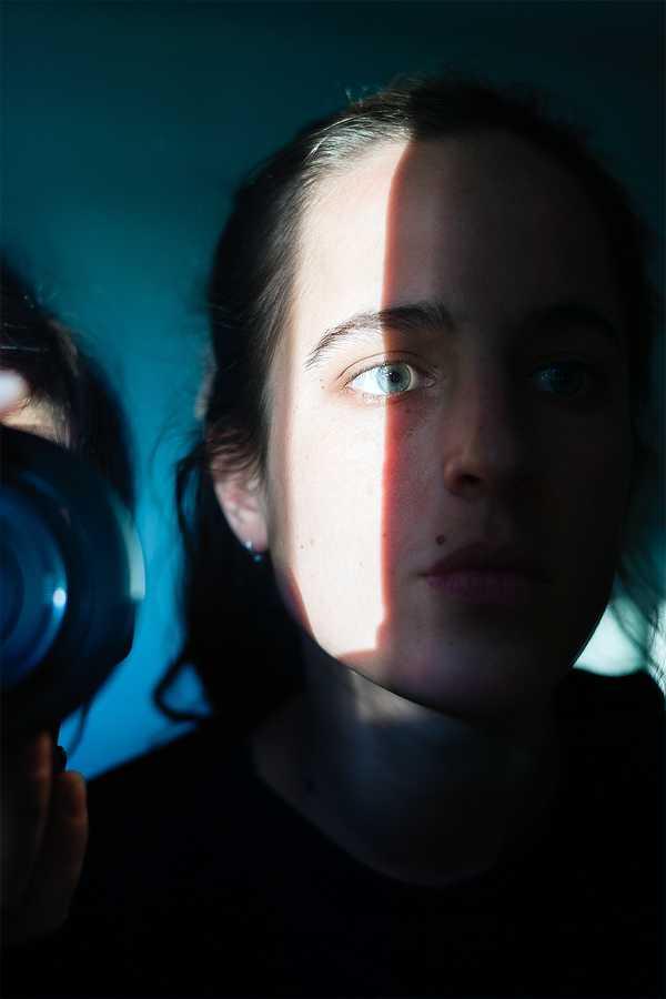"""Parte de la exposición """"Nombre y forma"""", de Camila Valdés, en el Centro Cultural Estación Mapocho, Santiago de Chile, 2019. Cortesía de la artista"""