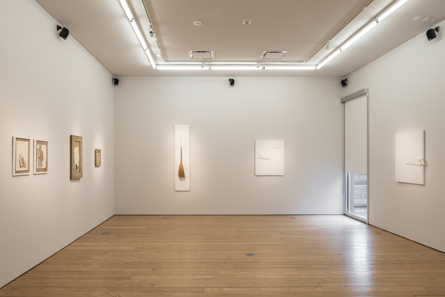 Installation view: Alejandro Otero: Rhythm in Line and Space at Sicardi | Ayers | Bacino, 2019, Houston, Texas. Image courtesy of the gallery