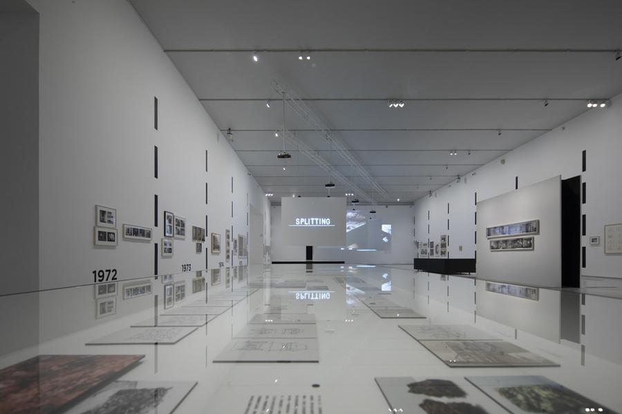 PASSING THROUGH ARCHITECTURE: THE 10 YEARS OF GORDON MATTA-CLARK