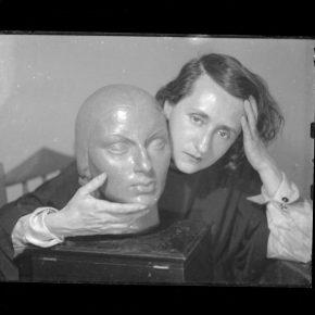 Laura Rodig por Alfredo Molina Lahitte,1930