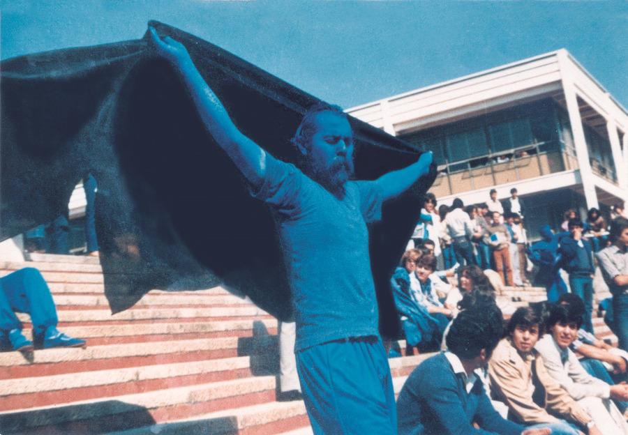 CONCEPCIÓN, TE DEVUELVO TU IMAGEN. ARTE Y POLÍTICA 1972-1991